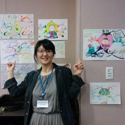 【6/30(土)大阪開催】AM「マインドマップ入門講座」11:00~14:00