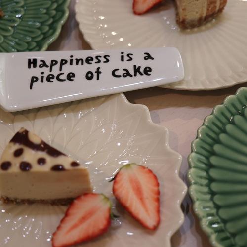 発酵Raw Cheesecake+グルテンフリー焼き菓子