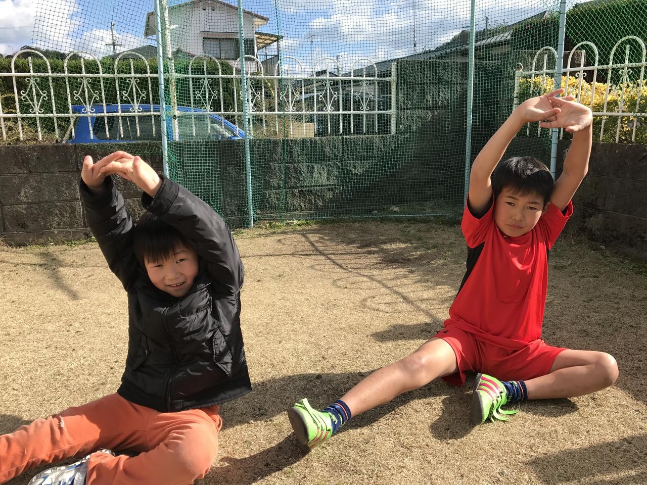 「瞬走+」ストレッチ教室