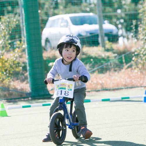 ミズノダッシュバイクレース 4歳クラス