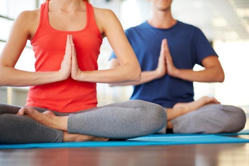 yoga -グループレッスン-
