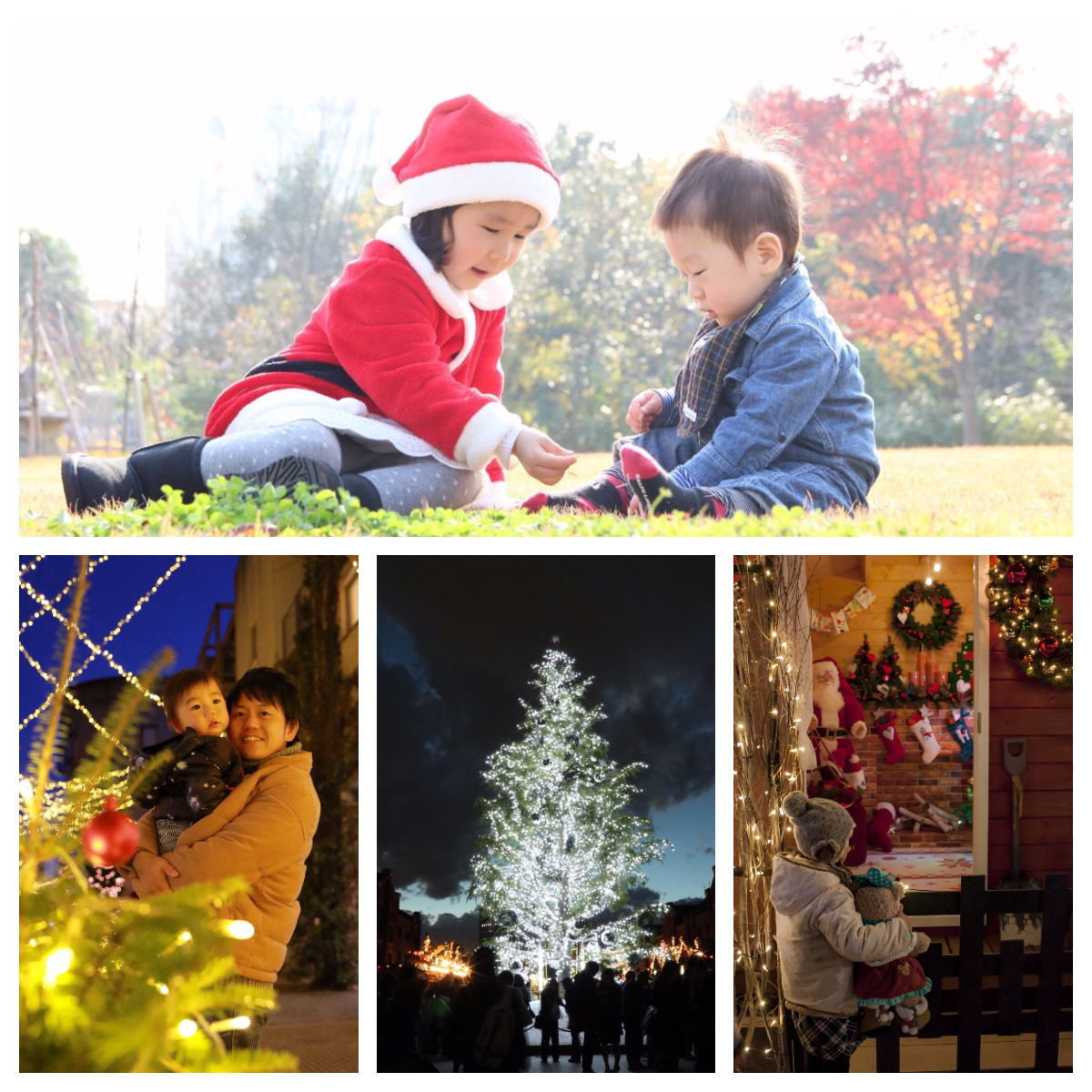 赤レンガクリスマス撮影会ご予約フォーム