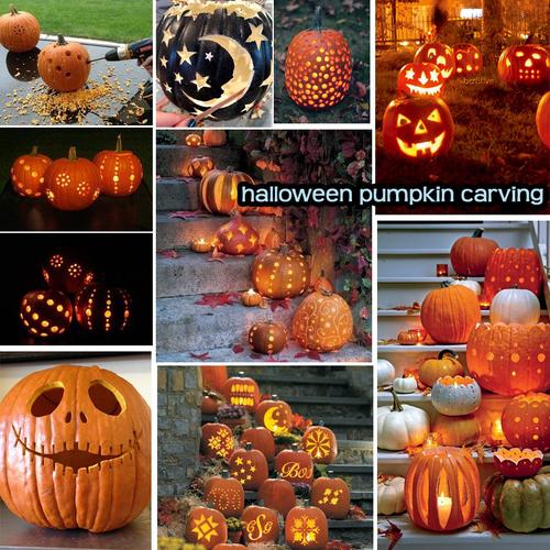 10/20・27(Sat)★ハロウィンかぼちゃカービングでランタンを作ろう!