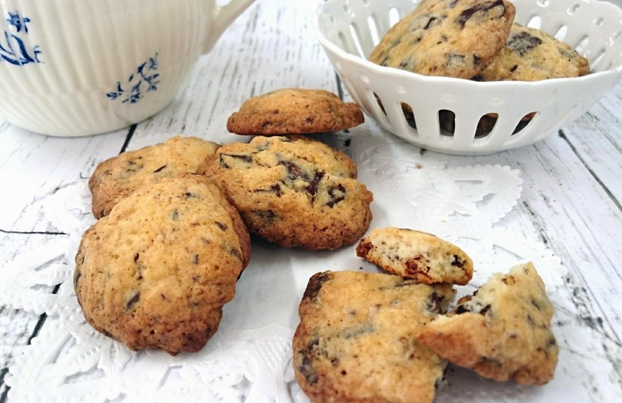 体験レッスン チョコチップクッキー