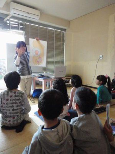 8/8(月)  誕生学サロン~親子で聴くいのちの話~