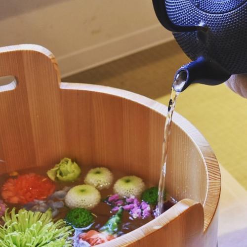 ◆嵐湯◆中国語 足浴按摩(毎一項包含一飲料)
