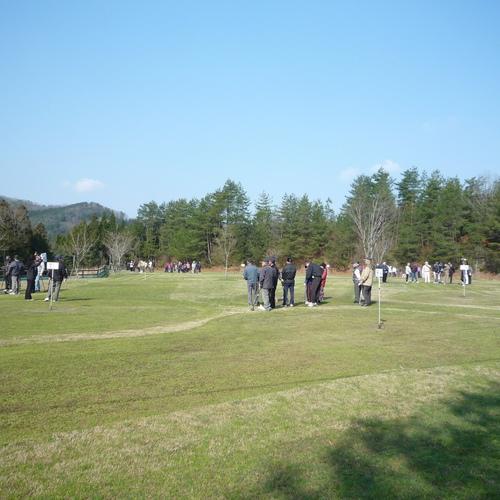 グラウンドゴルフ好きの方限定★クラウドロッジング™  20名様以上で宿泊決定!