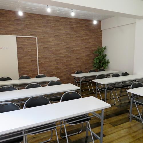 プレミアムキャンペーン開催中♪Aスタジオ オシャレな会議室 最大収容人数 20名