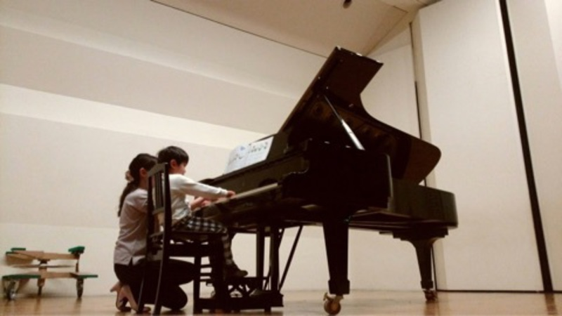 ピアノ♪チャレンジコース