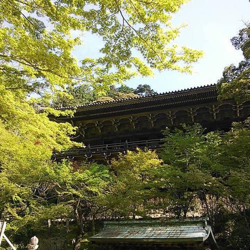 6月書写山円教寺での身体感覚講座&瞑想会