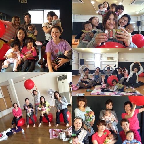 🔰👶【大阪】産後トータルケアクラス(全6回) 野上聖子
