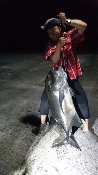 夜釣り(ナイトフィッシング)