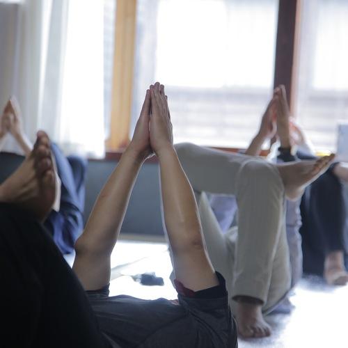 公開レッスン:第9回「脳とからだのマインドフルレッスン 〜 腰を楽にするつながりを感じる 〜」