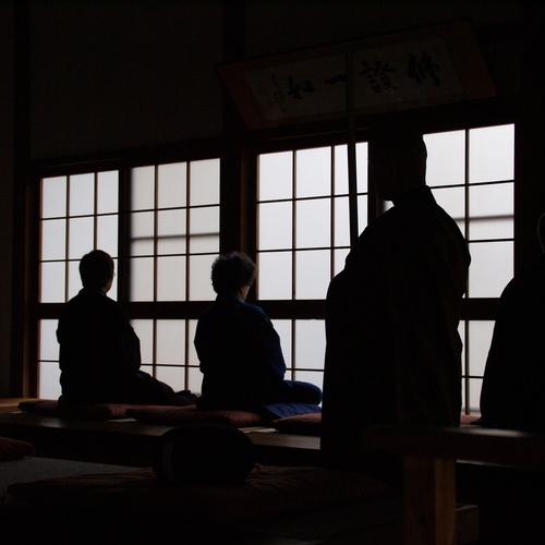 9/27(土) 〜坐禅を通して、現代社会に新たなヒントを〜 「名僧、良寛さんの修行に挑戦っ!」