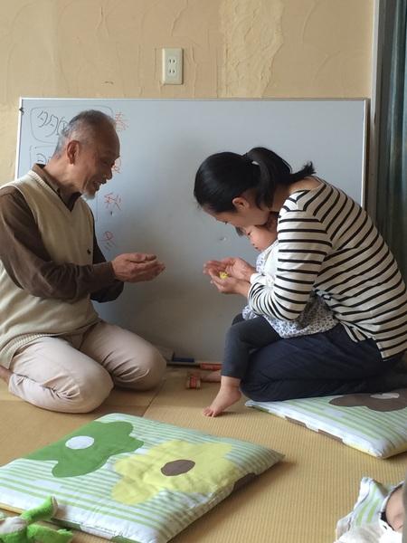 篠先生講座「言うことを聞かない子どもに困っているママのためのお話会」