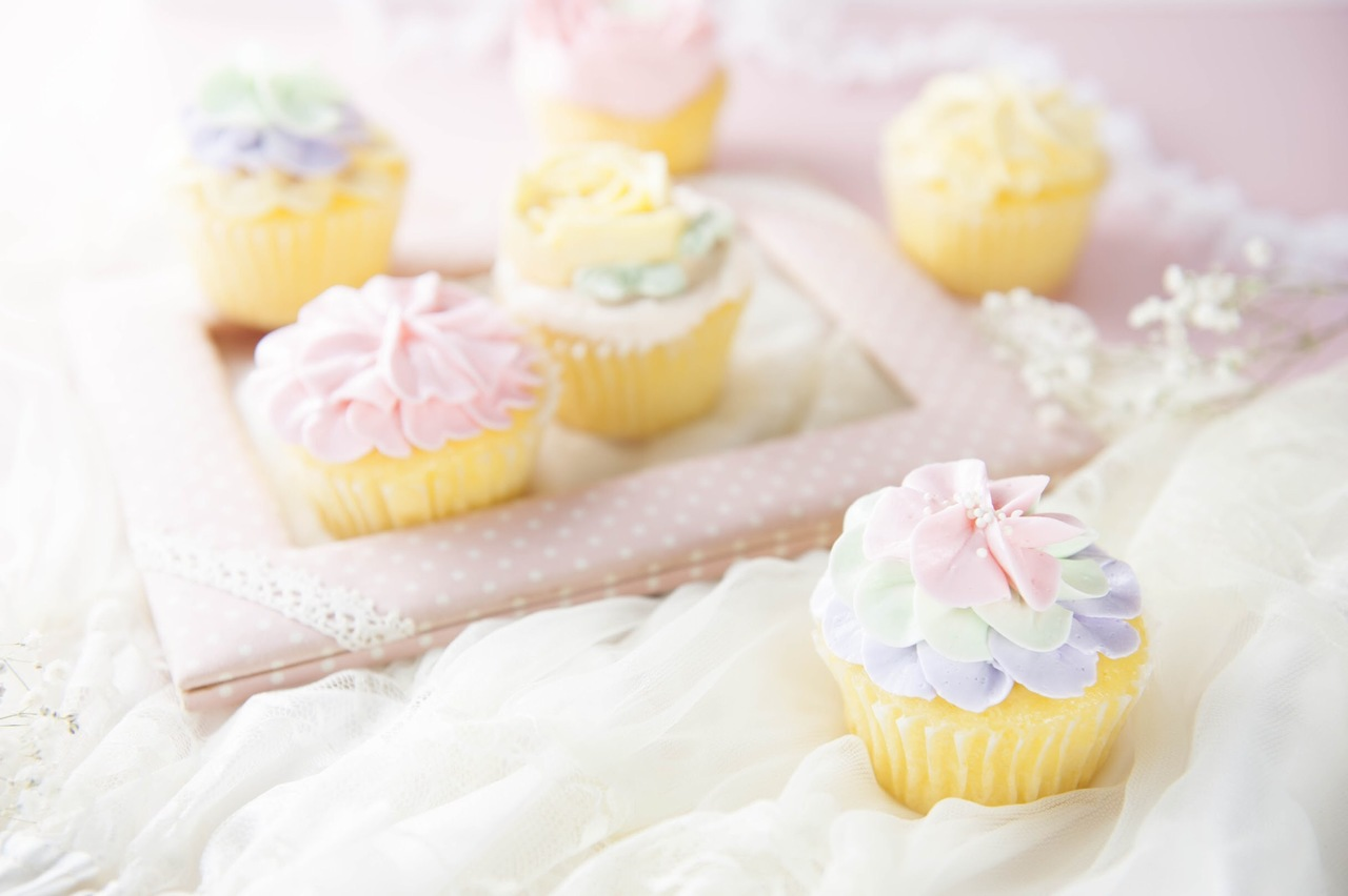 """カップケーキ習得レッスン""""Cupcake Journey"""""""
