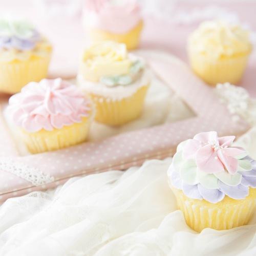 """【基礎コース】カップケーキ習得レッスン""""Cupcake Journey"""""""