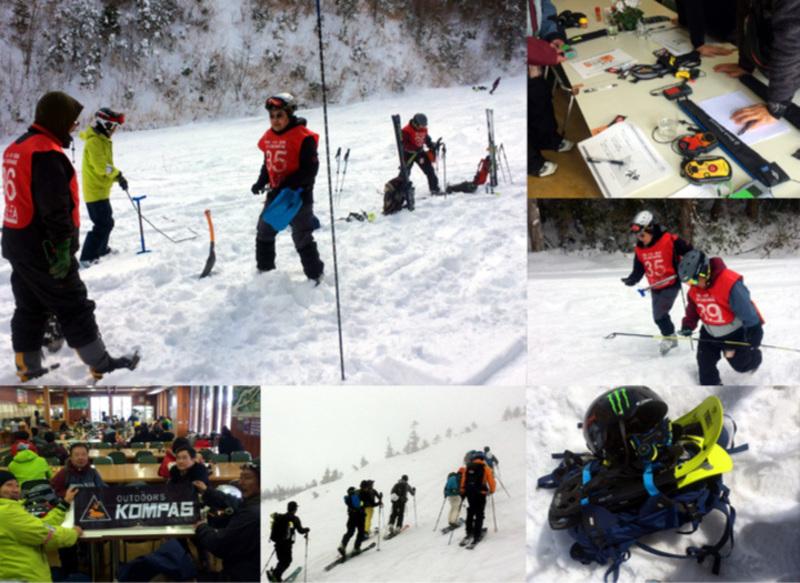 2018/2/11(祝日)開催!雪山を安全に楽しむためのビーコン基本知識講習会
