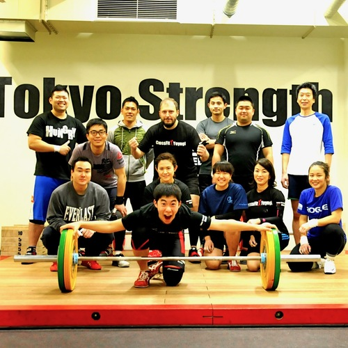 Weight Lifting【※会員のみ参加可】【※membership-only(no Drop-in)】