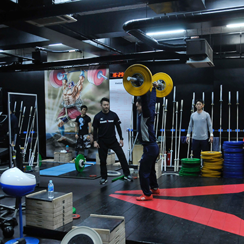 Weight Lifting【※予約制】【※reservation-only】