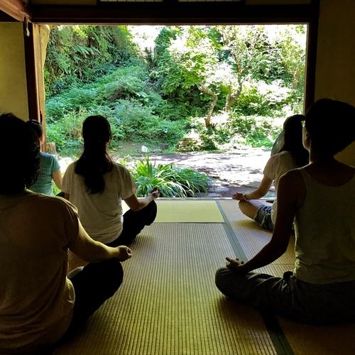 心と体が喜ぶ瞑想クラス