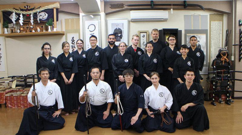 Japanese Sword Experience