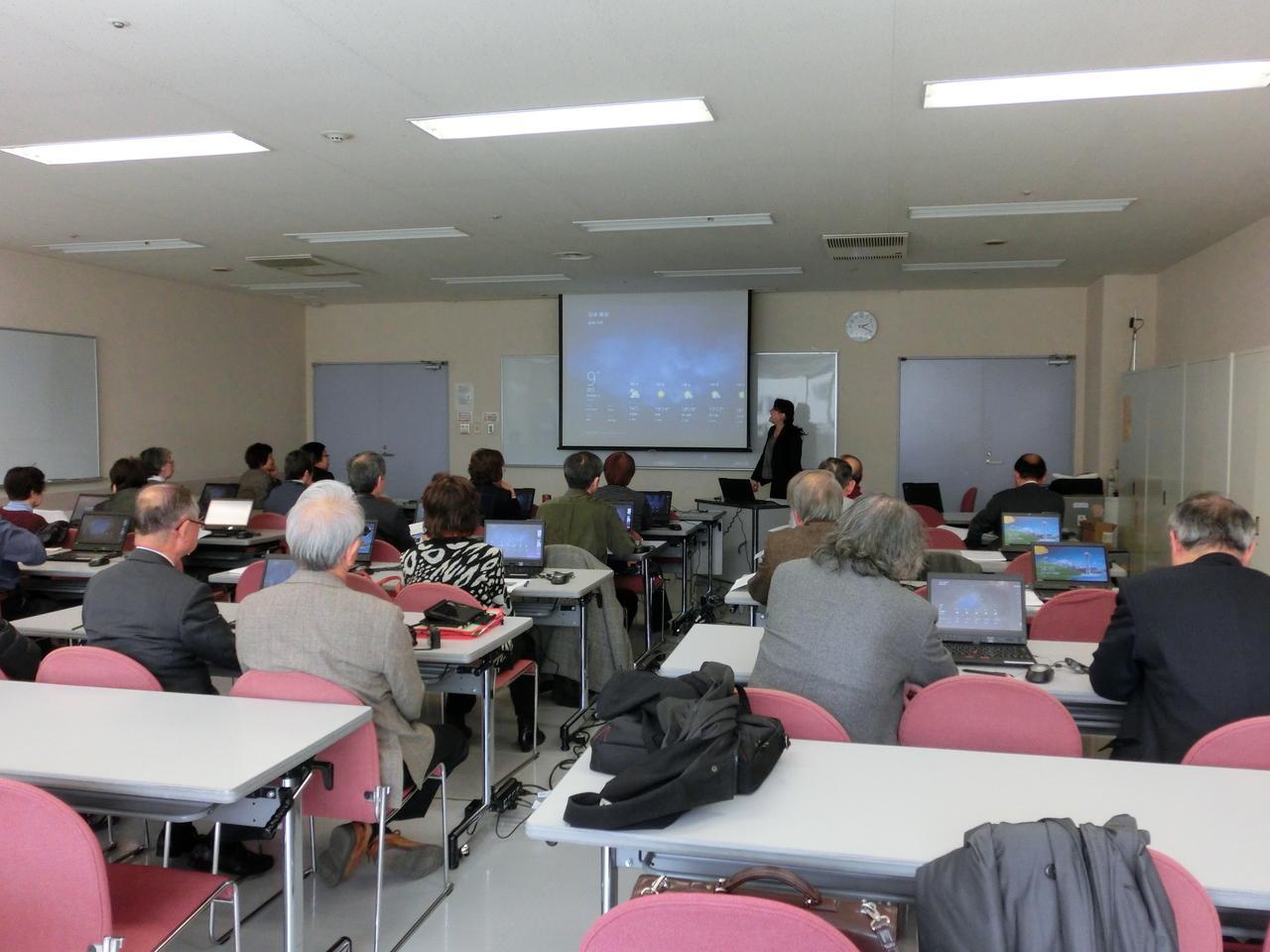 シニアネットフォーラム in 東京...