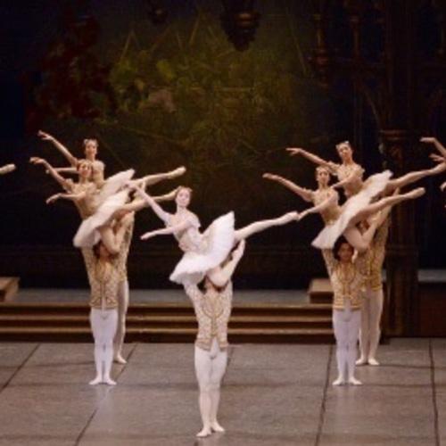 牧阿佐美バレヱ団6月公演『ライモンダ』プリンシパルによる 「ライモンダいっぱい」の特別レッスン♪