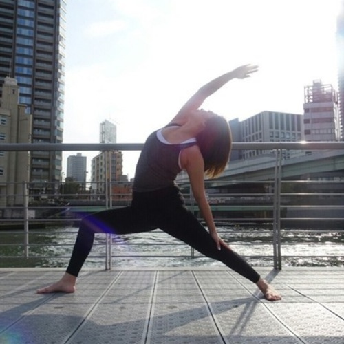 NY style yoga for good day 〜MOVING MEDITATION  動く瞑想〜(常温)