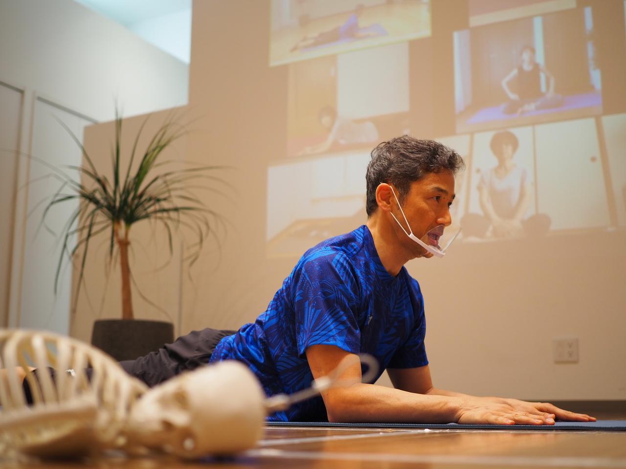 【オンライン】野村健一郎氏による体幹トレーニング教室