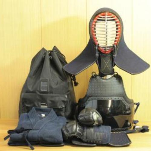 Rental KENDO Equipments (7000 Yen)