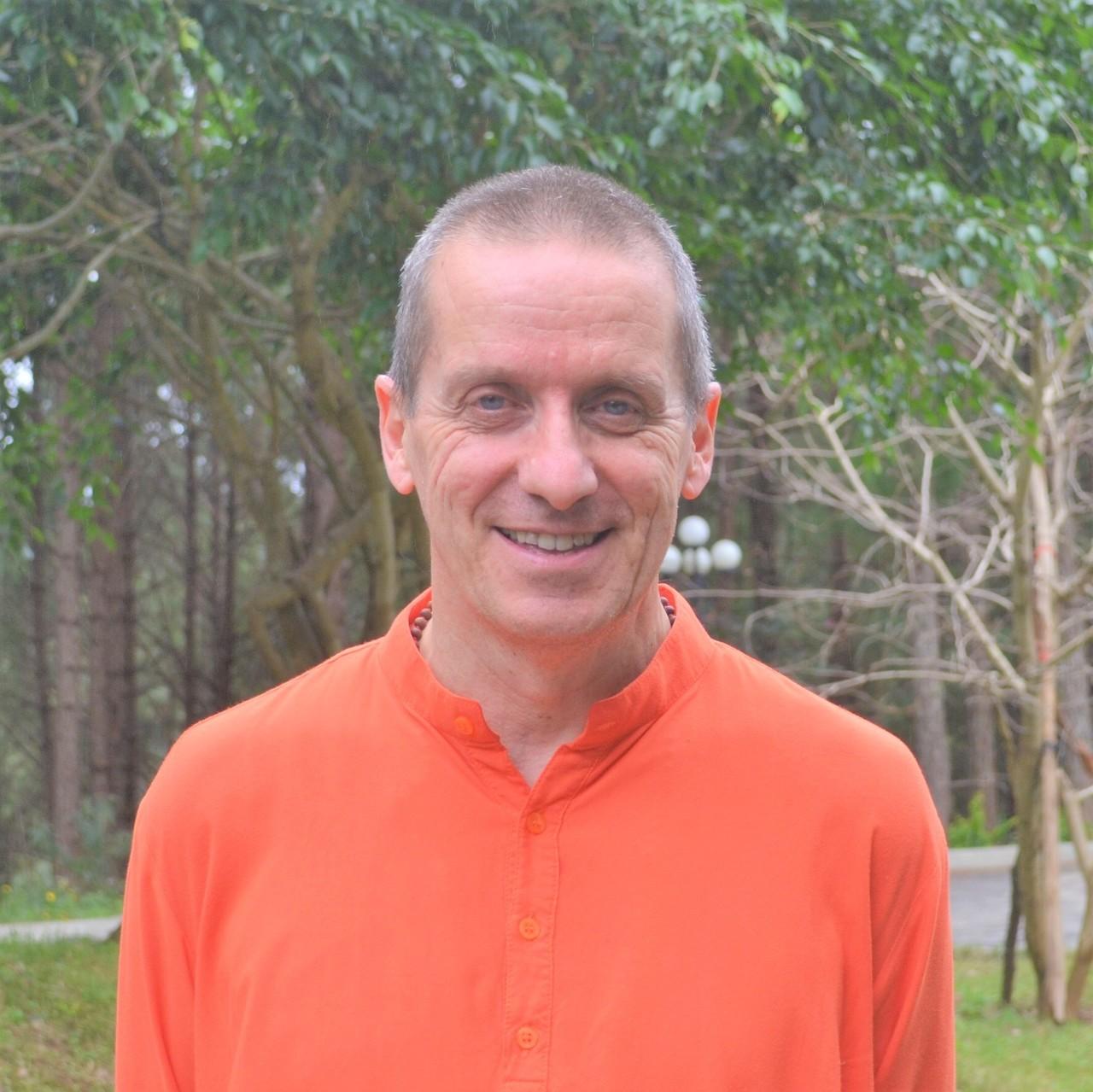 サットサンガ 講話「バクティヨーガとラージャヨーガの関係~内なる神と平和を見出す~」