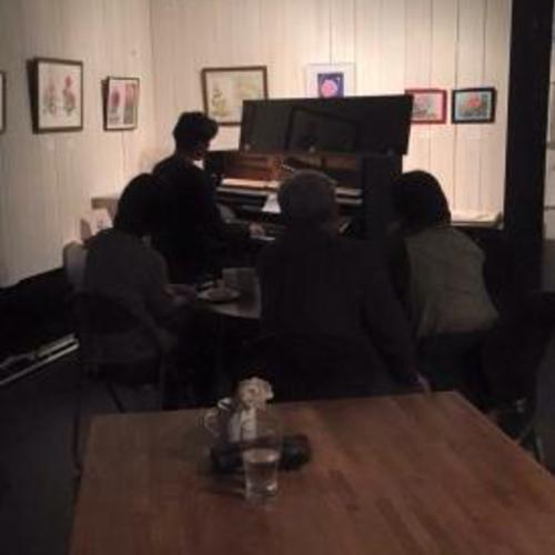 ジャズピアノのゆうべ
