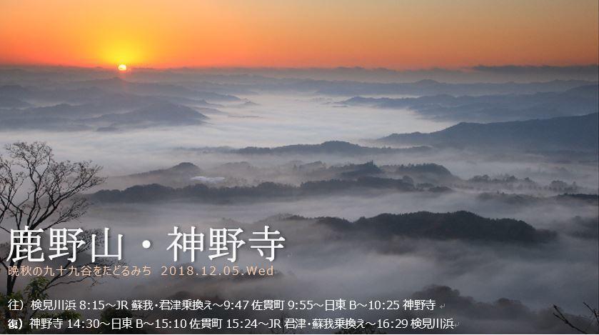 【12/5 水曜日 開催】デジカメ散歩(担当:有田)
