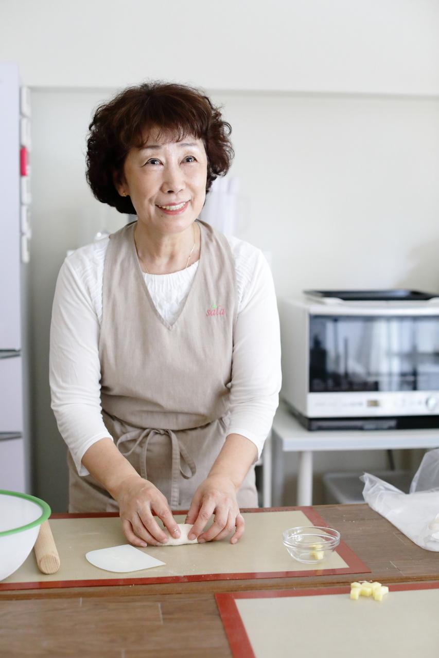 グルテンフリー米粉パン・ソーセージパン | ホームベーカリーの1Dayレッスン