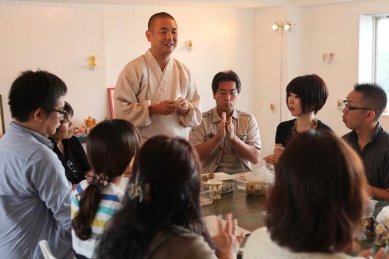 5月11日(水)仏教カフェ / 天野こうゆう(岡山県・高蔵寺住職)