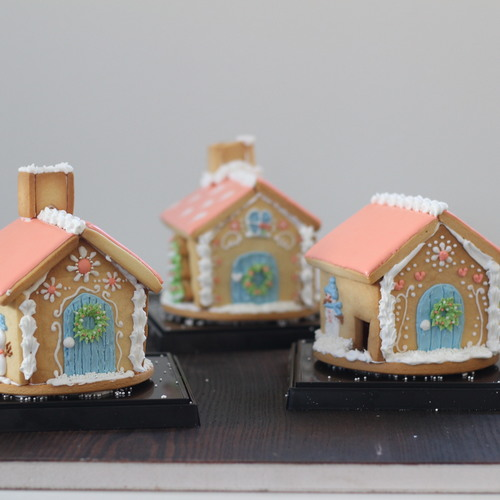 1dayレッスン〜クリスマス/ヘクセンハウス