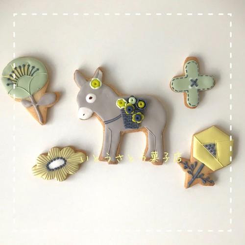 ☆3月☆ママのアイシングクッキー教室♪