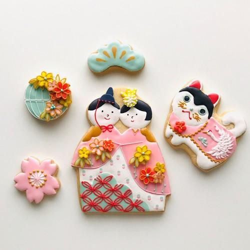 ☆2月☆ママのアイシングクッキー教室♪