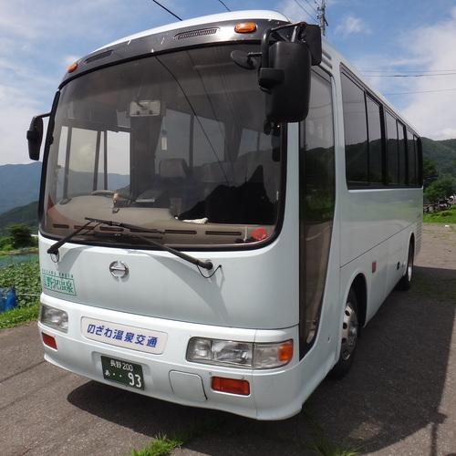 野沢温泉フライデー号/Nozawa-onsen Friday Extra Bus