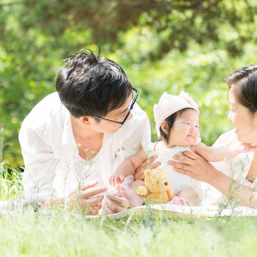 【9月】親子で自然な撮影が体験できる!『出張撮影』☆