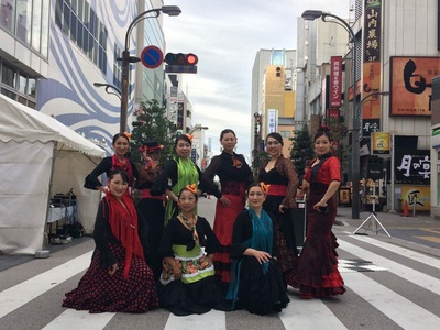 ◆ Flamenco Estudio Corazón 【小澤圭子フラメンコ教室体験レッスン】の予約