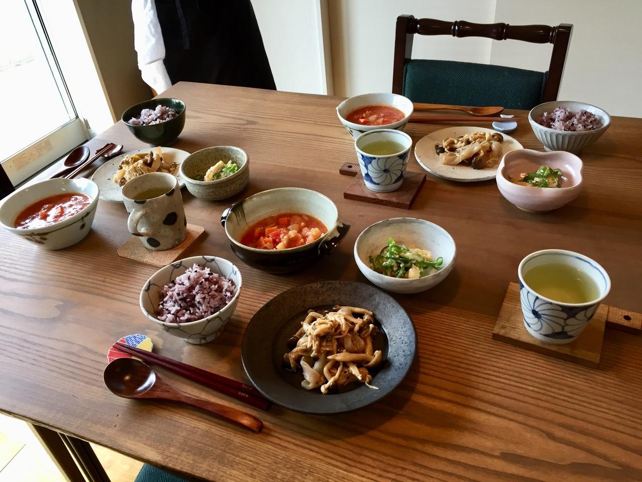 4月スタート【ふんわり糀家認定講師主催】 家族と私の健康のために、毎日食べたい作りたい発酵食料理Basic講座