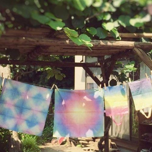 ~虹染め~ 色とりどり ハンドメイドの会