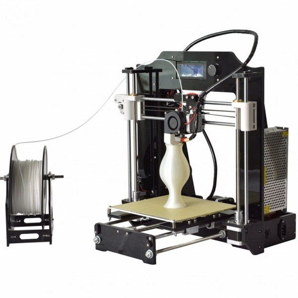 3Dプリンター体験
