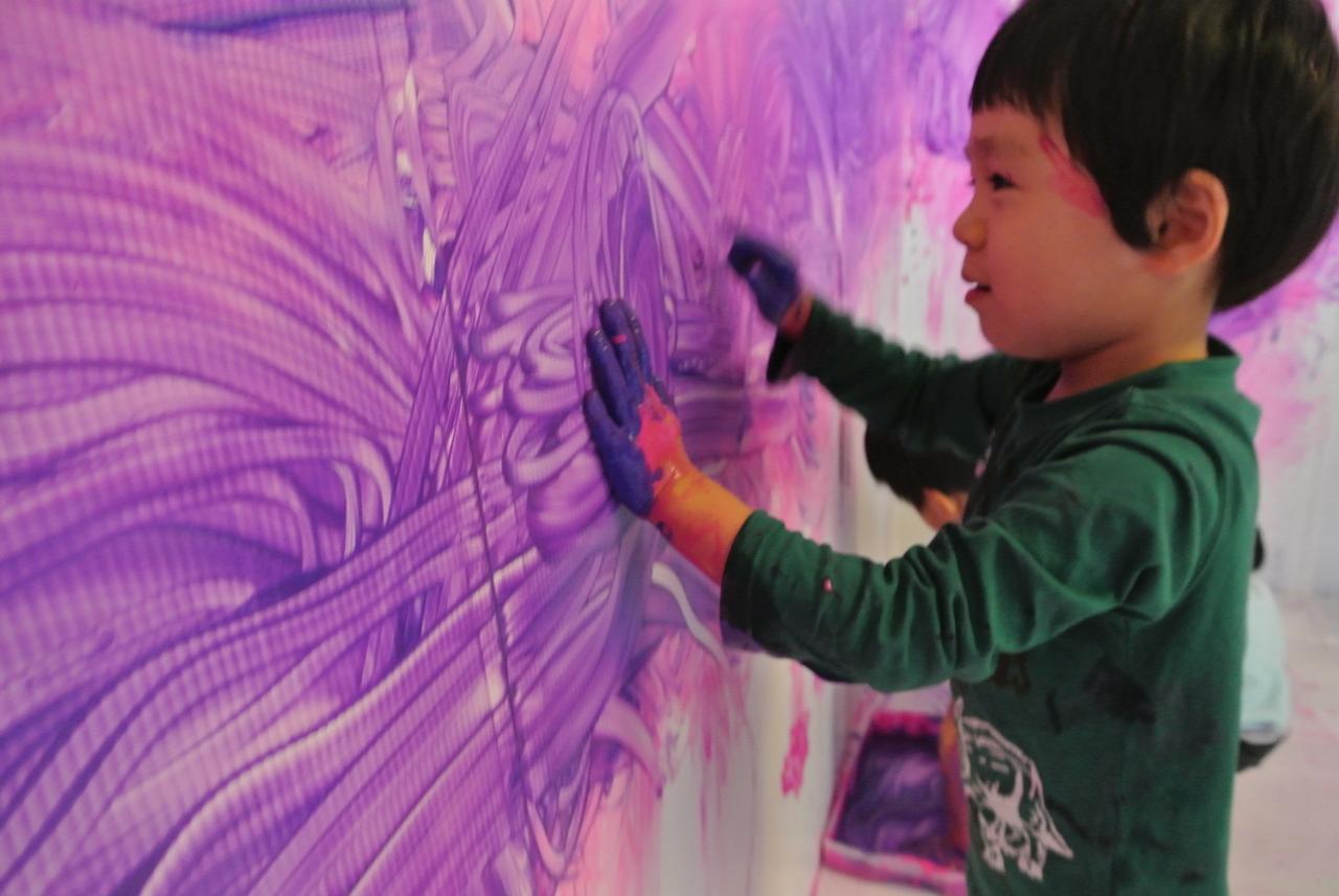 [3歳-小学生]全身でペイント!FREELY☆干支