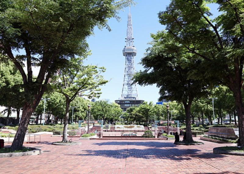 5/13「 写歩ろ テレビ塔 撮影」