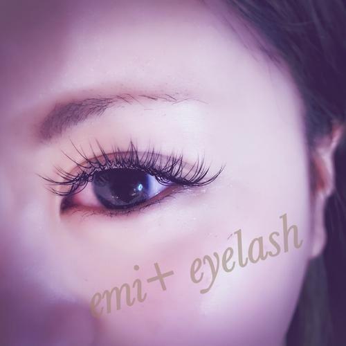 emi+  eyelash 予約はこちら*