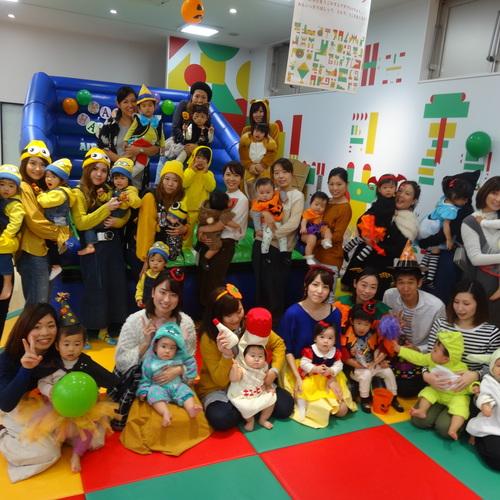 プレイキッズガーデン★ハロウィンイベント『ハロウィン仮装コンテスト🎃』