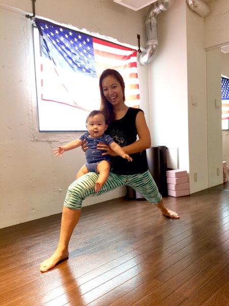 Coral Yoga with Baby(産後骨盤矯正ヨガ)※お子様同伴OK NATTY